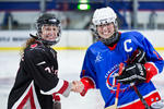 Womens Northstars v Moose 27Jul
