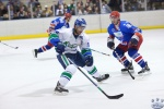 North Stars v Blue Tongues 28th August