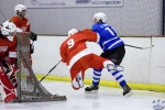 AJIHL Maple Leafs v Red Wings 16Feb