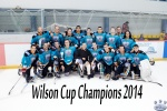 Wilson Cup Grand Final Ice Dogs v North Stars 5Apr
